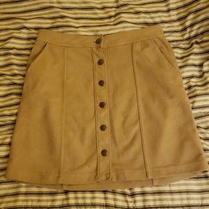 Begie Skirt